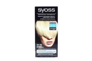 Крем-краска для волос Холодный блонд экстра №10-95 Syoss