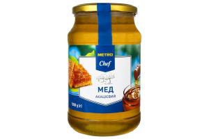 Мед натуральний акацієвий Metro Chef с/б 1.2кг