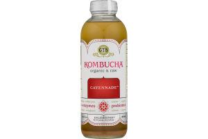 GT's Kombucha Organic & Raw Cayennade