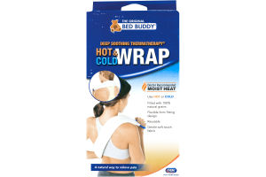 Bed Buddy Thermatherapy Hot & Cold Wrap