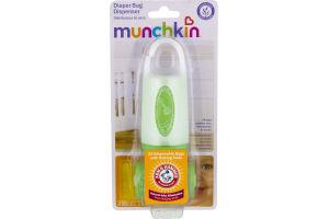 Munchkin Arm & Hammer Diaper Bag Dispenser Lavender