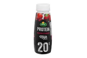 Напій молочний з протеїном Raspberry&strawberry Arla п/пл 225мл