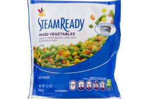 Ahold Steam Ready Mixed Vegetables