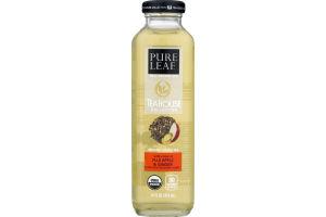 Pure Leaf Tea House Collection Organic Green Tea Fuji Apple & Ginger