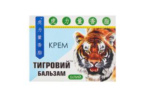 Крем білий Тигровий бальзам 75мл