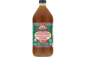 Bragg Organic Apple Cider Vinegar & Honey Blend