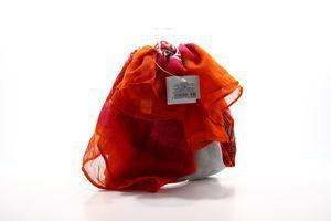 Шарф оранжевый №118305 SKY 1шт