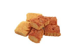 Печиво листкове Подушечки з начинкою зі смаком вишні Grona кг