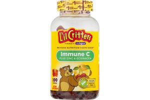 L'il Critters Immune C Gummies Fruit Flavors - 190 CT