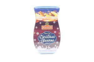 Чай Riston Різдвяний Глінтвейн ж/б 100г