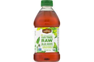 Madhava Organic Fair Trade Raw Blue Agave Low-Glycemic Sweetener
