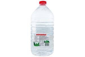Вода для детей с рождения питьевая негазированная Моршинка п/бут 6л
