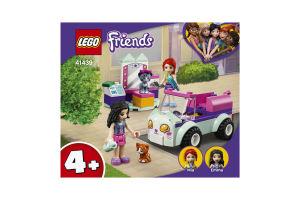 Конструктор для детей от 4лет №41439 Cat Grooming Car Friends Lego 1шт
