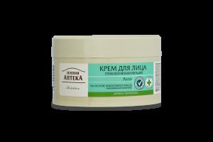 Крем для лица Алоэ Зеленая аптека 200мл