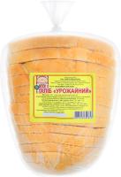 Хліб половинка в нарізці Урожайний Формула смаку м/у 350г