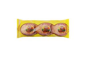 Булочки для гамбургеров Прилуцький хлібозавод м/у 3х0.05кг