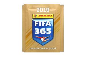 "Пакетики ""Panini FIFA 365 2019"""