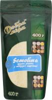 Крупа манна з твердої пшениці Semolina Добра міра д/п 400г