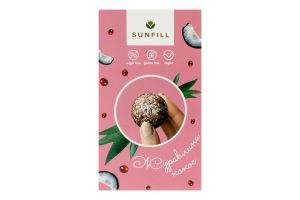 Конфеты Клюква-кокос Sunfill к/у 150г