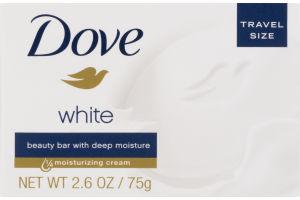 Dove Beauty Bar White Travel Size