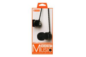 Навушники вакуумні №MH-13 Zaryad 1шт