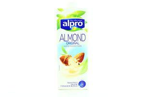 Напій мигдальний Alpro з кальцієм та вітамінам 1л Бельгія х8