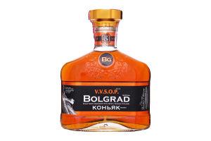 Коньяк 0.5л 40% 5 звезд Bolgrad бут