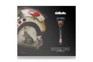 Набір Gillette Rouge One бритва + гель д/г + картриджі 2шт.