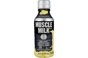 Muscle Milk Pro Series 40 Mega Protein Shake Go Bananas