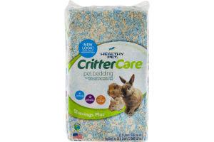 Healthy Pet Critter Care Pet Bedding Shaving Plus