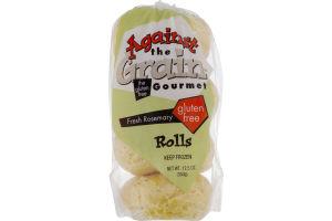 Against The Grain Gourmet Rolls Fresh Rosemary
