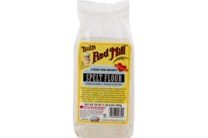 Bob's Red Mill Spelt Flour Whole Grain Stone Ground