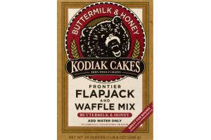 Kodiak Cakes Frontier Flapjack And Waffle Mix Buttermilk & Honey