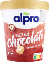Морозиво 9% на рослинній основі Hazelnut Chocolate Alpro ст 340г