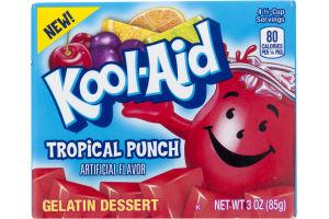 Kool-Aid Gelatin Dessert Tropical Punch