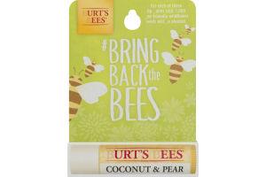 Burt's Bees Moisturizing Lip Balm Coconut & Pear
