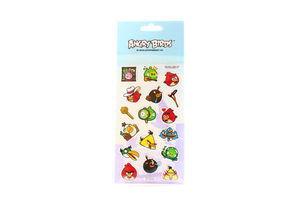 Наклейки Maxi Angry Birds полим объемные арт.AB03268