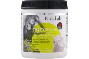 Body Lab Tasty Shake Complete Whey Protein Complex Classic Vanilla