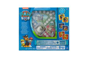 Набір ігор настільних для дітей від 4рок №SM98281/6036439 Paw Patrol Spin Master 1шт