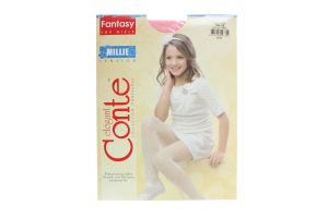 CONTE-KIDS Fantasy колготи дитячі Millie р.116-122 pink
