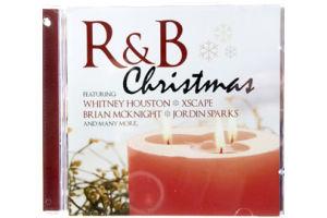 R&B Christmas CD
