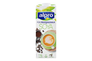 Напиток соевый Alpro т/б 1л
