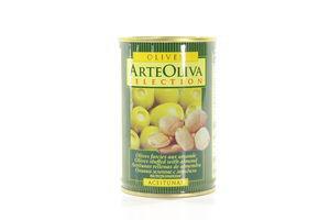 Оливки фаршированые Миндаль Arte Oliva 300г