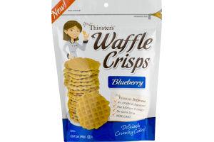 Mrs. Thinster's Waffle Crisps Blueberry