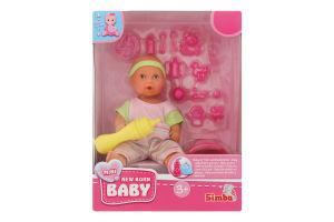 Кукла для детей от 3лет №5033195 New born baby Mini Simba 1шт