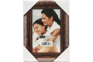 Home Profiles 4 X 6 Picture Frame Brown
