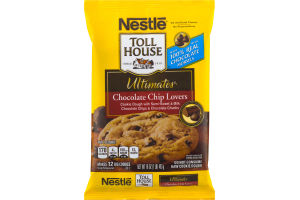 Nestle Toll House Ultimates Cookie Dough Chocolate Chip Lovers