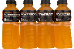 Powerade Ion4 Sports Drink Orange - 8 PK