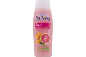 St. Ives Even & Bright Body Wash Pink Lemon & Mandarin