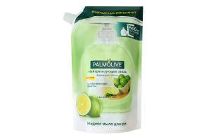 Рідке мило для рук Palmolive Для нейтралізації запаху з екстрактом лайма